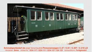 RhB Personenwagen C.207