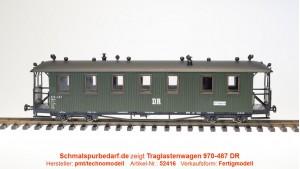Traglastenwagen 970-487 DR