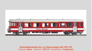 FO Steuerwagen ABt 4151