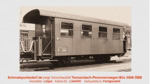 Personenwagen Bi/s 3871-6 ÖBB