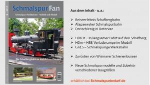 SchmalspurFan Ausgabe 2/2017