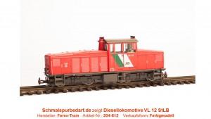 Diesellokomotive VL 12 StLB