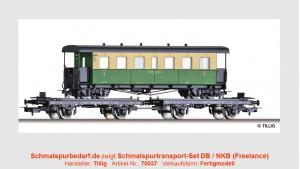 "Set Schmalspurtransport DB / ""NKB"""