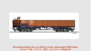 offener Güterwagen Oml 603 NWE