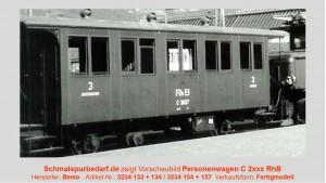 RhB Personenwagen C 2014