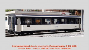 MOB Leichtmetallwagen B 218