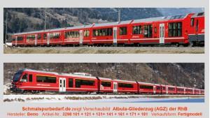 RhB Ait 577 01 AGZ Steuerwagen