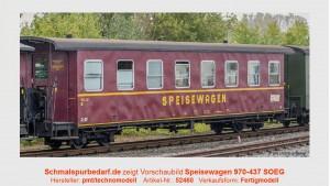Speisewagen 970-437 SOEG