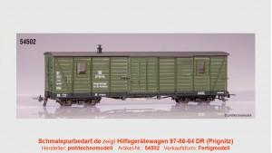 Gerätewagen 97-80-04 DR