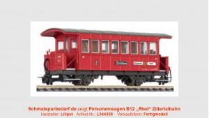 "Personenwagen B 12 ""Ried"" ZB"