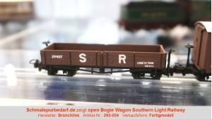 Open Bogie Wagon 29407 SR