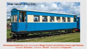Bogie Coach Lincolnshire Coast LR
