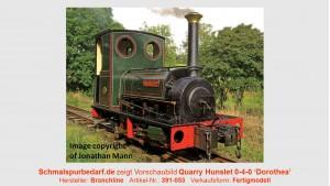Quarry Hunslet 0-4-0 'Dorothea'