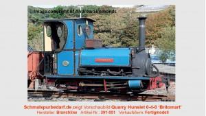 Quarry Hunslet 0-4-0 'Britomart'