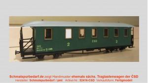 Personenwagen CSD Ep. III