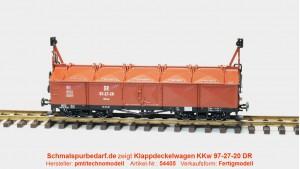 Klappdeckelwagen KKw 97-27-20 DR