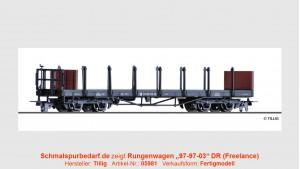"""Rungenwagen SS """"97-97-03"""" DR"""