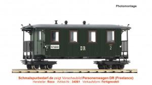 "Personenwagen ""970-212"" DR"