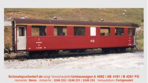 FO Umbauwagen A 4062