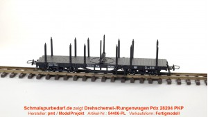 Drehschemelwagen Pdx 28204 PKP