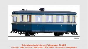 Triebwagen T1 MEG
