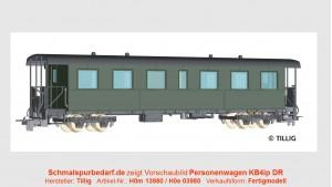 Einheits-Personenwagen KB4ip DR