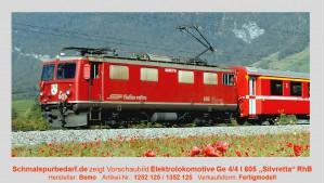 "RhB Elektrolokomotive Ge 4/4 I 605 ""Silvretta"""