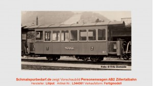 Personenwagen ABi 2 ZB // Ep. III