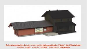 """Nebengebäude """"Fügen"""""""