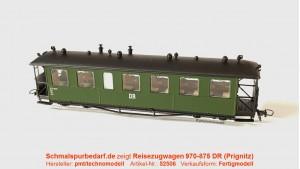 Reisezugwagen 970-875 DR