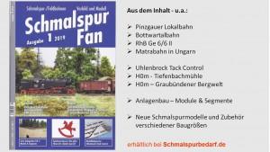 SchmalspurFan Ausgabe 1/2019