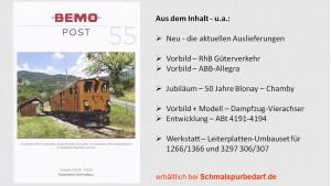 Bemo Post Ausgabe 55