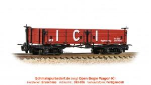 Open Bogie Wagon N°6 ICI