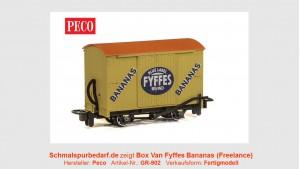 """Box Van """"Fyffes Bananas"""""""