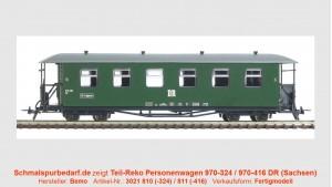 Reko-Personenwagen 970-324 DR / SDG