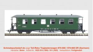 Reko-Traglastenwagen 970-588 DR / SDG