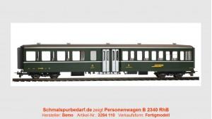 RhB Mitteleinstiegswagen B 2340