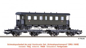 "Set ""Schmalspurtransport"" DRG / NWE"