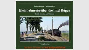 Kleinbahnreise über die Insel Rügen, Band 2