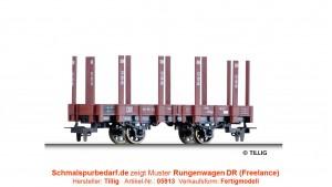 """Rungenwagen """"97-93-03"""" DR"""