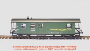 Reko-Gepäckwagen 974-506 SDG