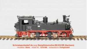 "Dampflokomotive 99.516 ""Reko"" DR"
