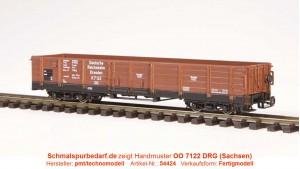offener Güterwagen OO 7122 DRG