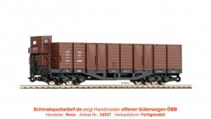 offener Güterwagen OOm/s 76 860 ÖBB