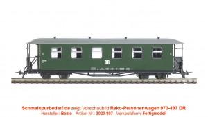 Reko-Personenwagen 970-497 DR